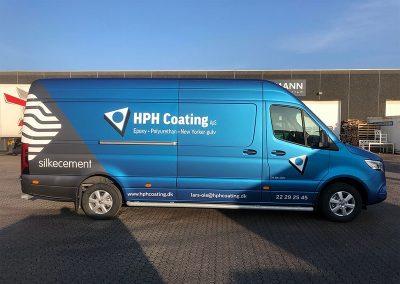 Bilindpakning HPH Coating