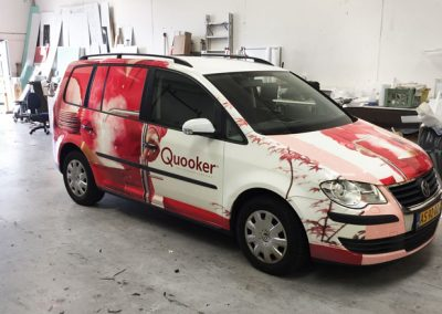 Bilindpakning for Quooker
