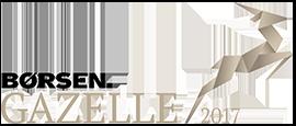 Børsen Gazelle 2017